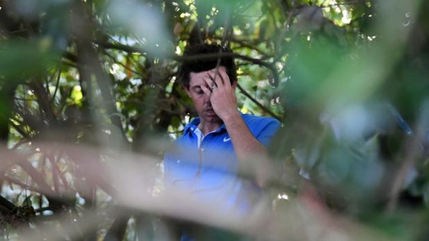 Rory McIlroy will have to dig deep to make the cut