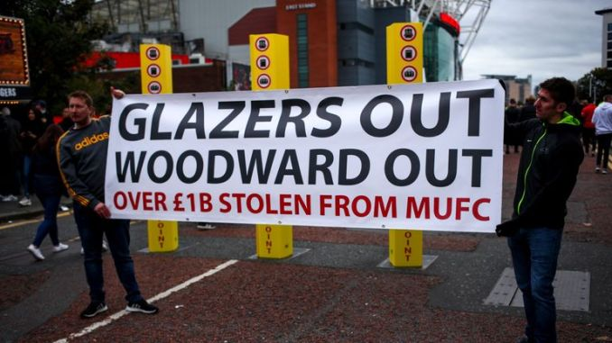 The tenures of Woodward and the Glazer family have proved controversial for some of United's supporters