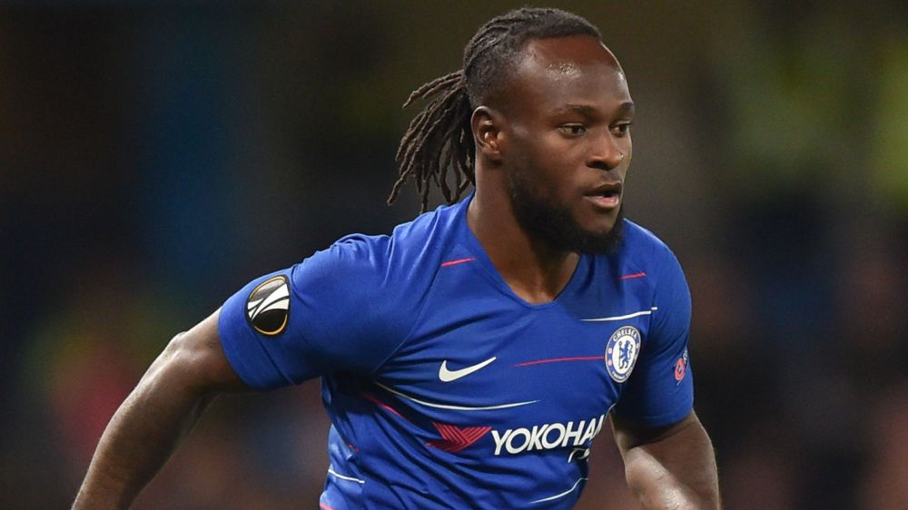 Victor Moses: Chelsea winger's Inter Milan move closer as he arrives for  medical | Football News | Sky Sports