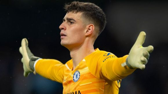 Kepa Arrizabalaga is one of several players Chelsea are looking to offload