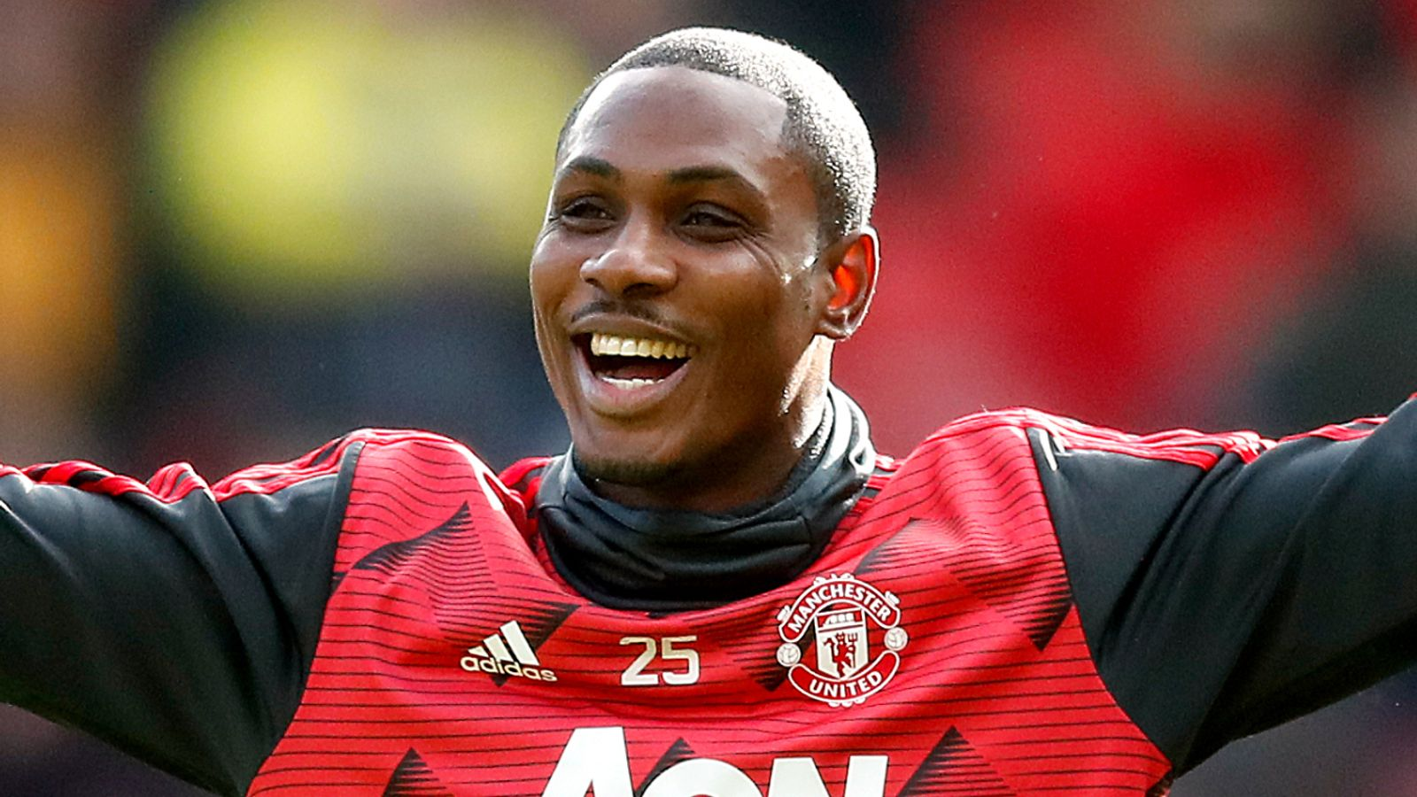 Photo of Odion Ighalo promises to take Man Utd higher and higher