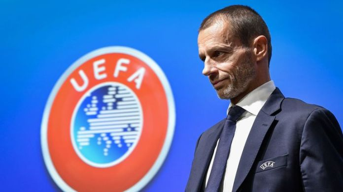UEFA advises leagues not to cancel their seasons