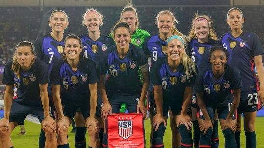 USA Women have seen their claim dismissed in court