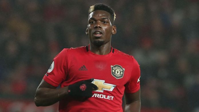 Paul Pogba's fortune of 34 million earned him a place on the Young Rich List of sport