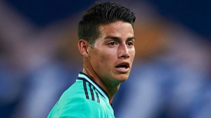 Will Man Utd land James Rodriguez on the cheap?