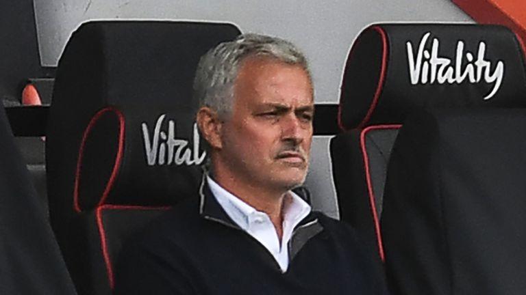 Jose Mourinho a des questions à répondre à Tottenham