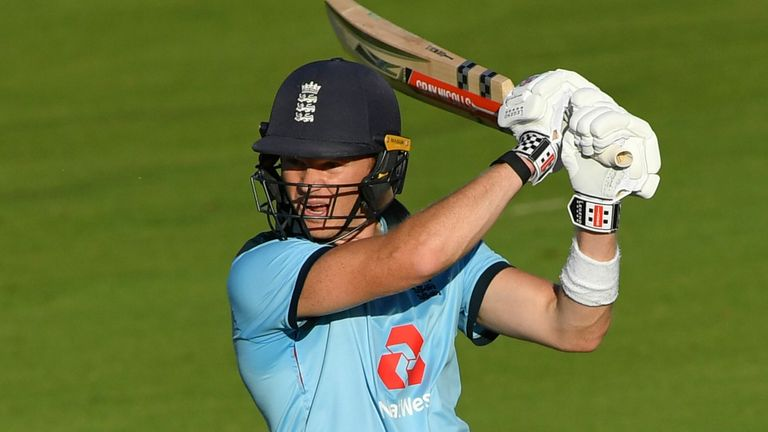 Sam Billings was one of the players to press his claims over the summer