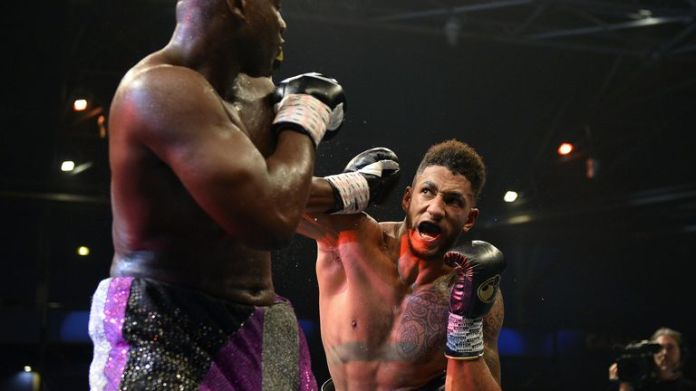 Yoka is part of an exciting young generation of heavyweights