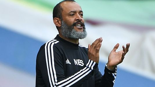 Nuno Espirito Santo led Wolves to the last eight of the Europa League last season