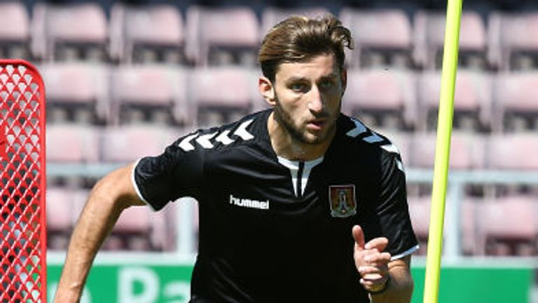 Charlie Goode led Northampton to promotion to EFL League One via the play-offs