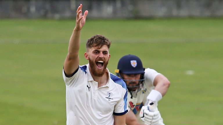 Ben Coad's five-for helped Yorkshire skittle Leicestershire cheaply