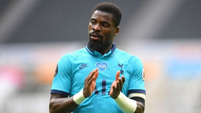 Serge Aurier could move to Spartak Moscow in search of more first-team minutes following the arrival of Matt Doherty