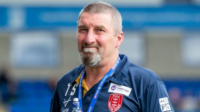 Tony Smith is looking forward to Hall joining Hull KR