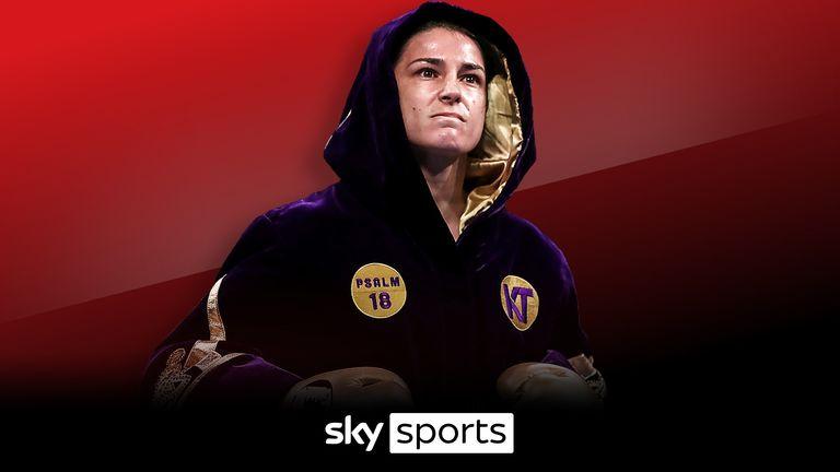 Katie Taylor kehrt am Samstag, den 14. November, live bei Sky Sports zurück
