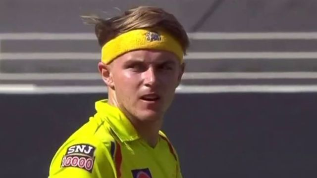 Sam Curran (pictured) and Moeen Ali are part of the Chennai Super Kings squad