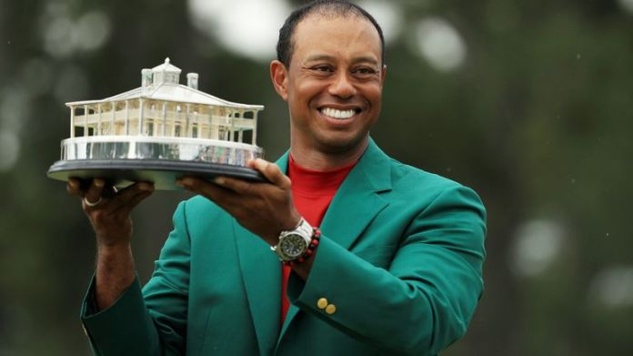 Woods still gets emotional when he reflects on his win last year