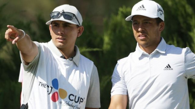 Schauffele had taken a three-shot lead into the weekend, only to lose ground with a third-round 74
