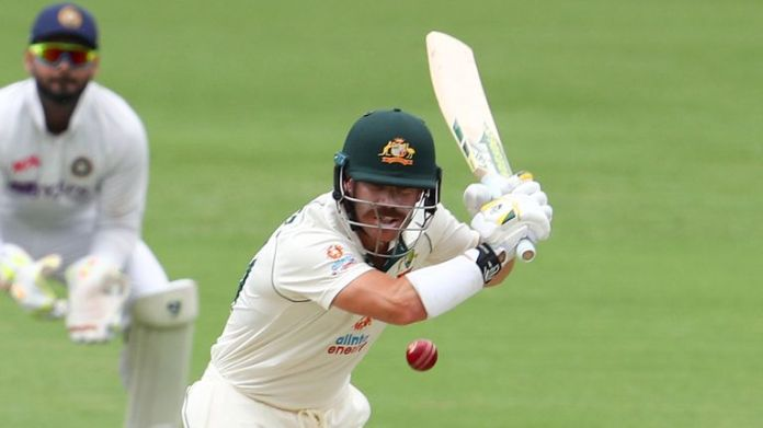 Warner has his sights set on retaining the Ashes later in the year