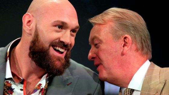 Frank Warren expects Fury to get a chance to face Joshua