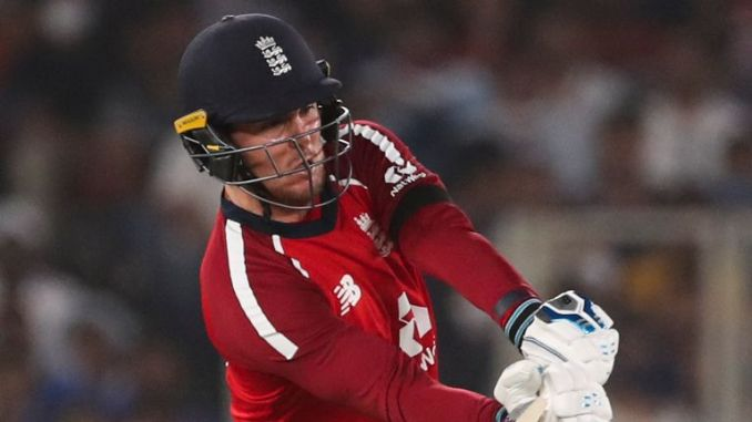 England white-ball opener Jason Roy will join Sunrisers Hyderabad for the 2021 IPL season