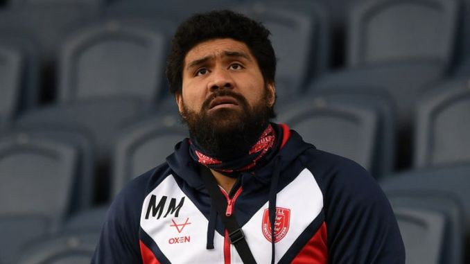 Super League will come together to help Mose Masoe in Round 2 of the season