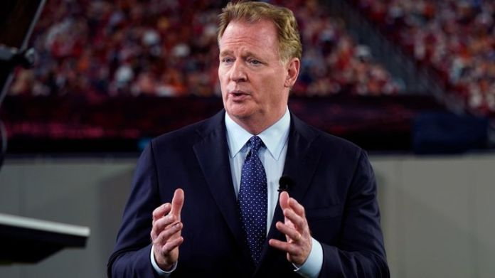Commissioner Roger Goodell has called on the Bills to build a new stadium
