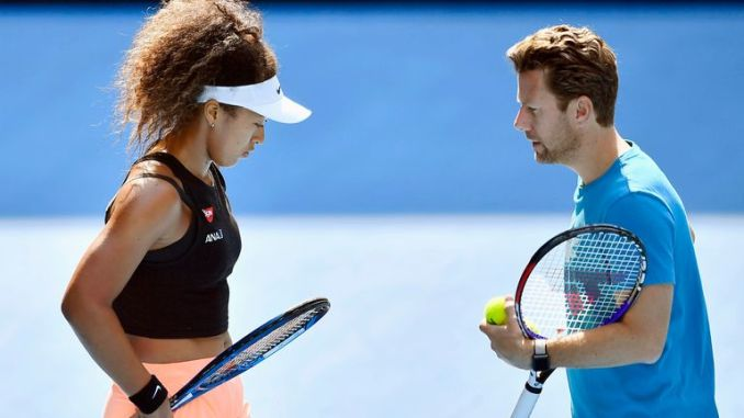 Osaka and her coach Wim Fissette will now prepare for the clay-court season in Europe