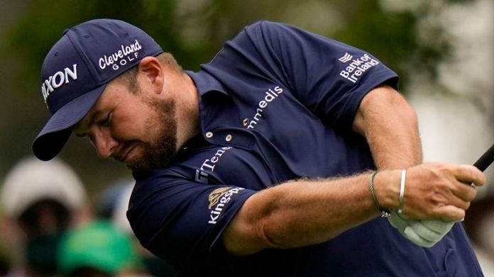 Lowry fears the Irish Open could be 'in trouble'