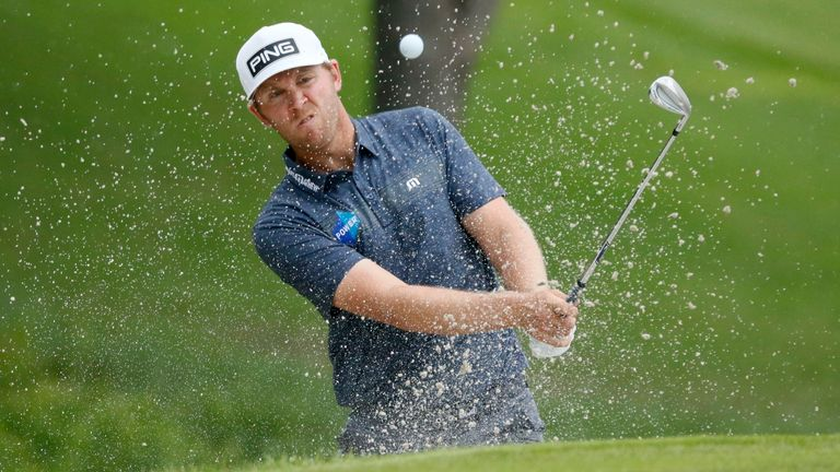 Seamus Power saw his chances fade as he dropped two shots on the 13th and another on the 14th