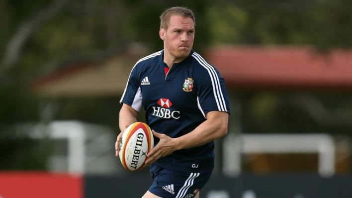 A calf injury meant prop Gethin Jenkins never saw action on the 2013 Lions tour to Australia