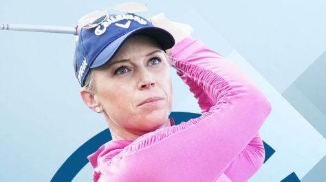 Morgan Pressel won the Kraft Nabisco Championship in 2007 at the age of 18