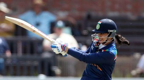 India's Smriti Mandhana is one of the best batters around
