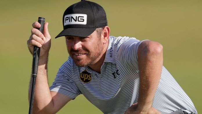 Louis Oosthuizen is currently ninth in the FedExCup standings