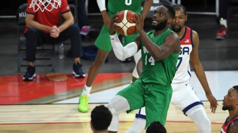 Defeat to Nigeria was not what Team USA had in mind when preparing for the Olympics