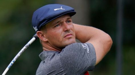 Bryson DeChambeau missed several chances to take the title