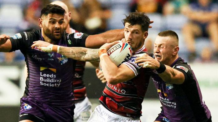 Gildart has featured for Wigan in Super League since breaking through in 2015