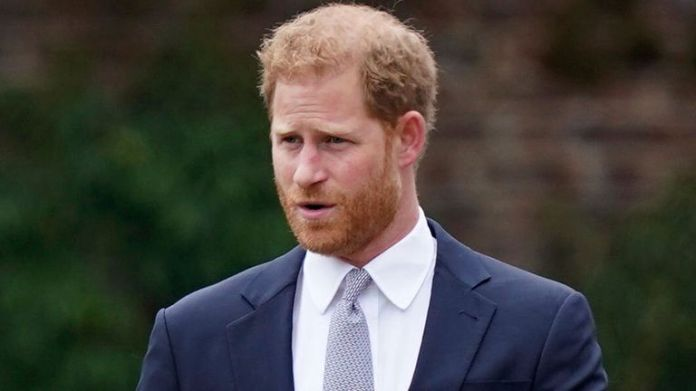 Prince Harry is backing the WeThe15 campaign