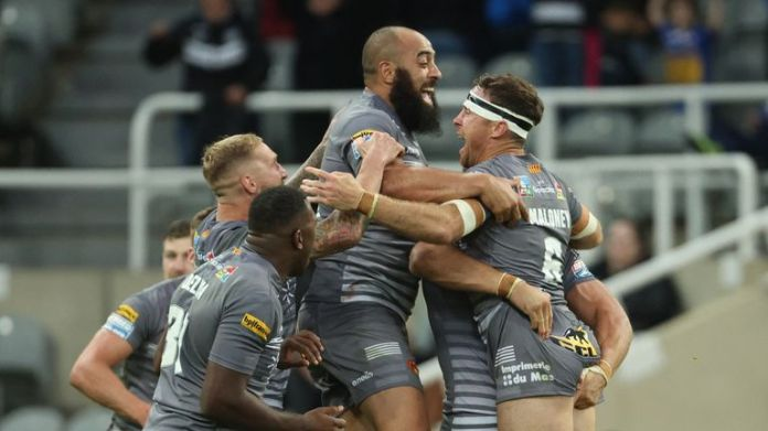 Catalans are aiming to become the first overseas side to be crowned Super League champions