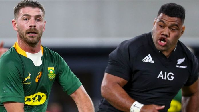 World champions South Africa are set to face New Zealand in the final round of fixtures this weekend