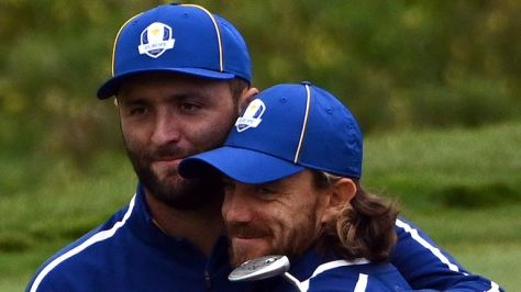 Jon Rahm and Tommy Fleetwood could both play key roles for Team Europe this week
