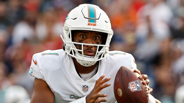 Miami Dolphins quarterback Tua Tagovailoa is likely to return for their London game against the Jacksonville Jaguars