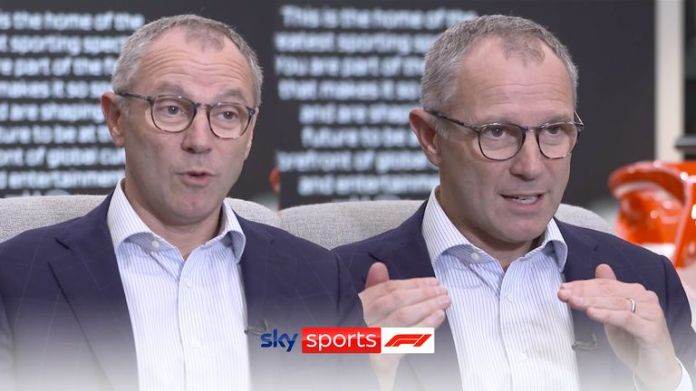 Watch the full interview with Formula 1 boss Stefano Domenicali as he speaks to Sky Sports News' Craig Slater about the F1 calendar, the sport's future, Lewis Hamilton vs Max Verstappen and much more.