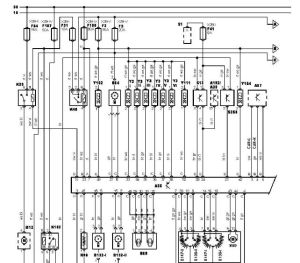 M52B28 wiring diagram (e39), version 1  E28 Goodies