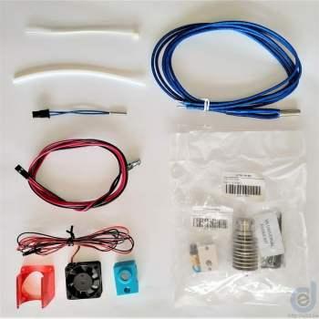 英國原裝 E3D Lite6加熱頭各零件