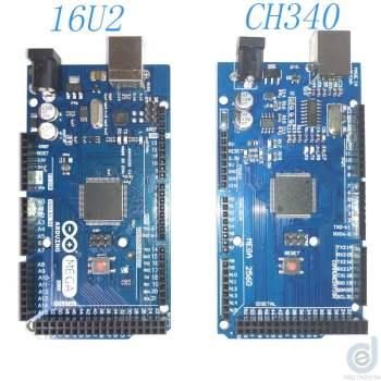 Arduino Mega2560 R3 16U2版 或 CH340版