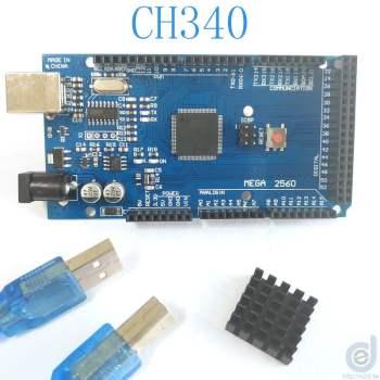 Arduino Mega2560 R3 CH340版