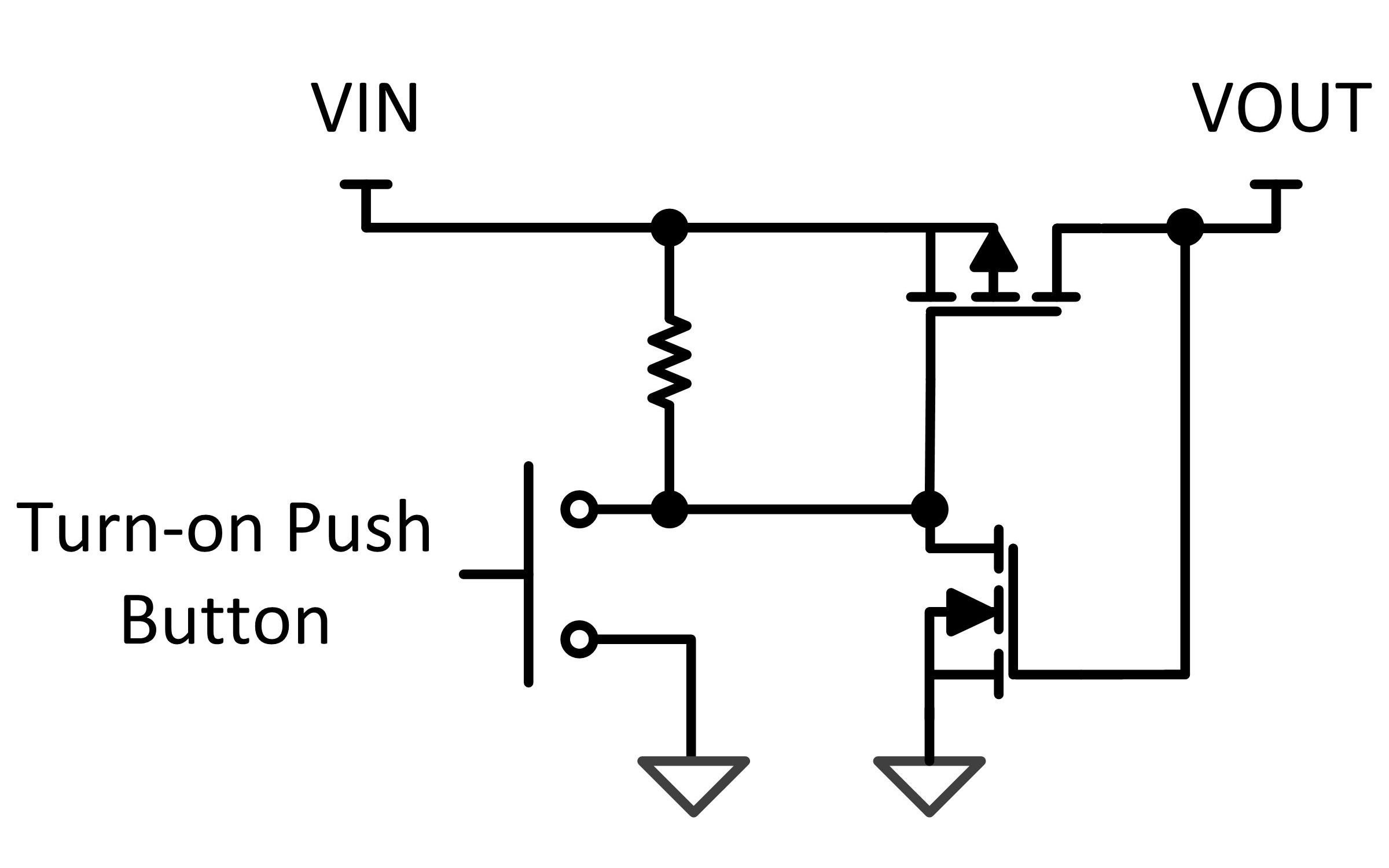 Battery Disconnect Switch Symbol Schematic