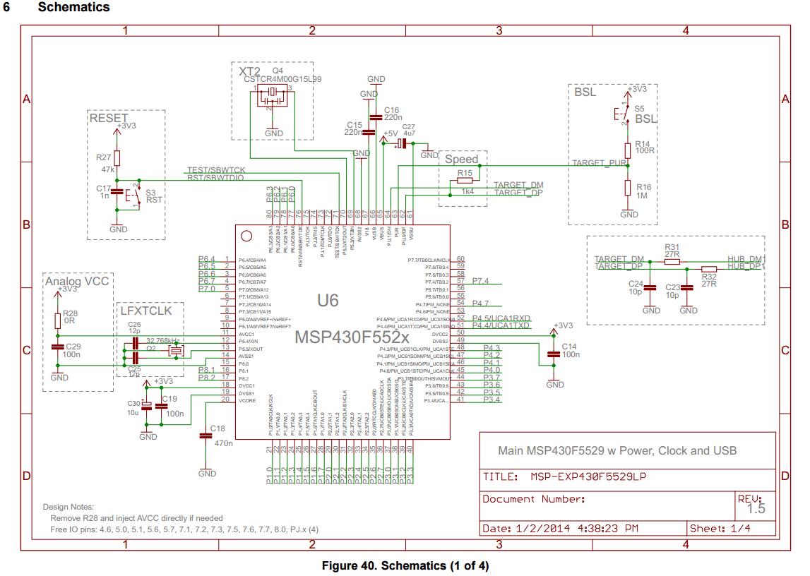 Msp430f Launch Pad Power Consumption
