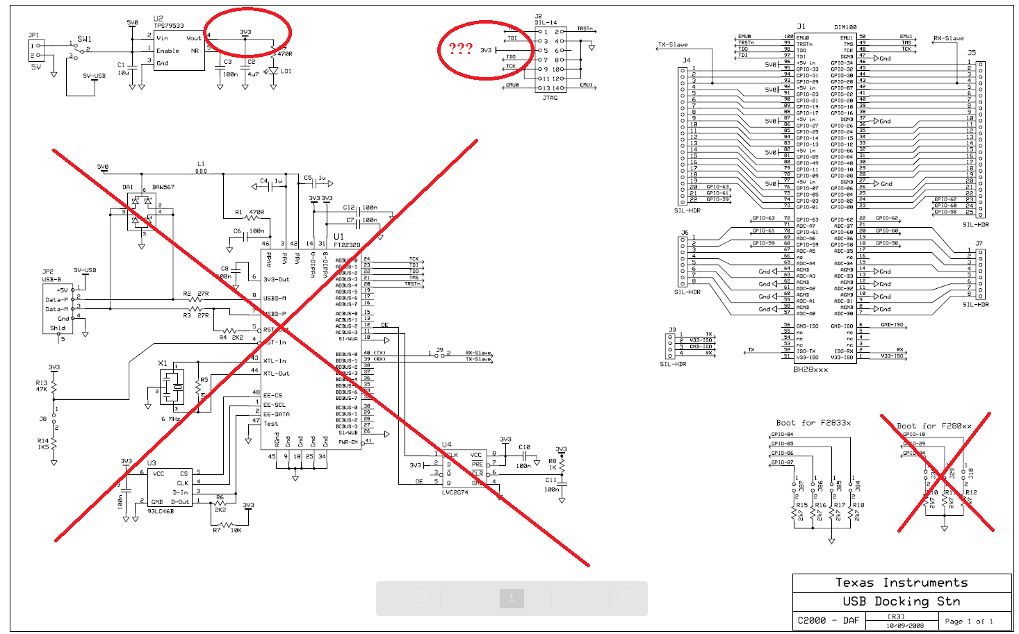 Resolved F Control Card Schematic And Questions