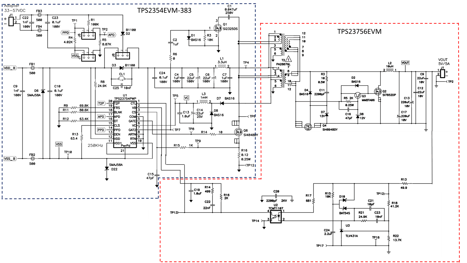 Resolved Tps Schematic For Vout 5v